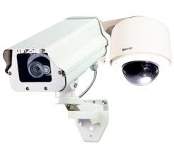 Sécurisez postes videosurveilance