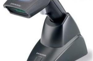 Scanner datalogic heron