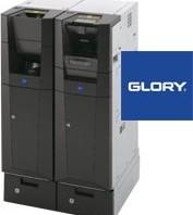 Caisse enregistreuse automatique Glory
