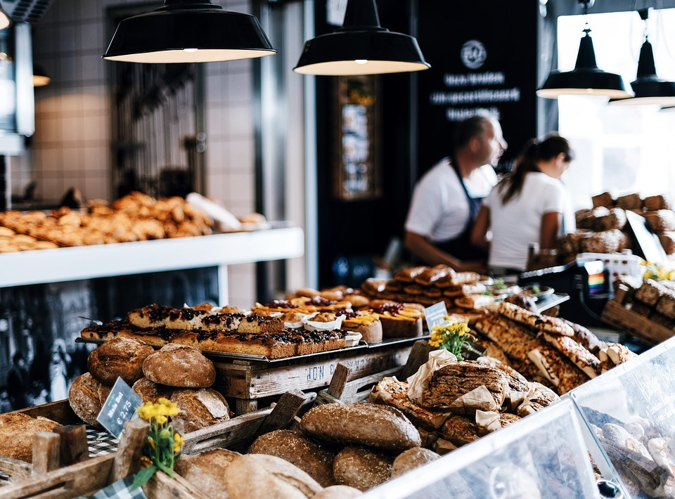 Caisse enregistreuse boulangerie La Rochelle ACS/BOE