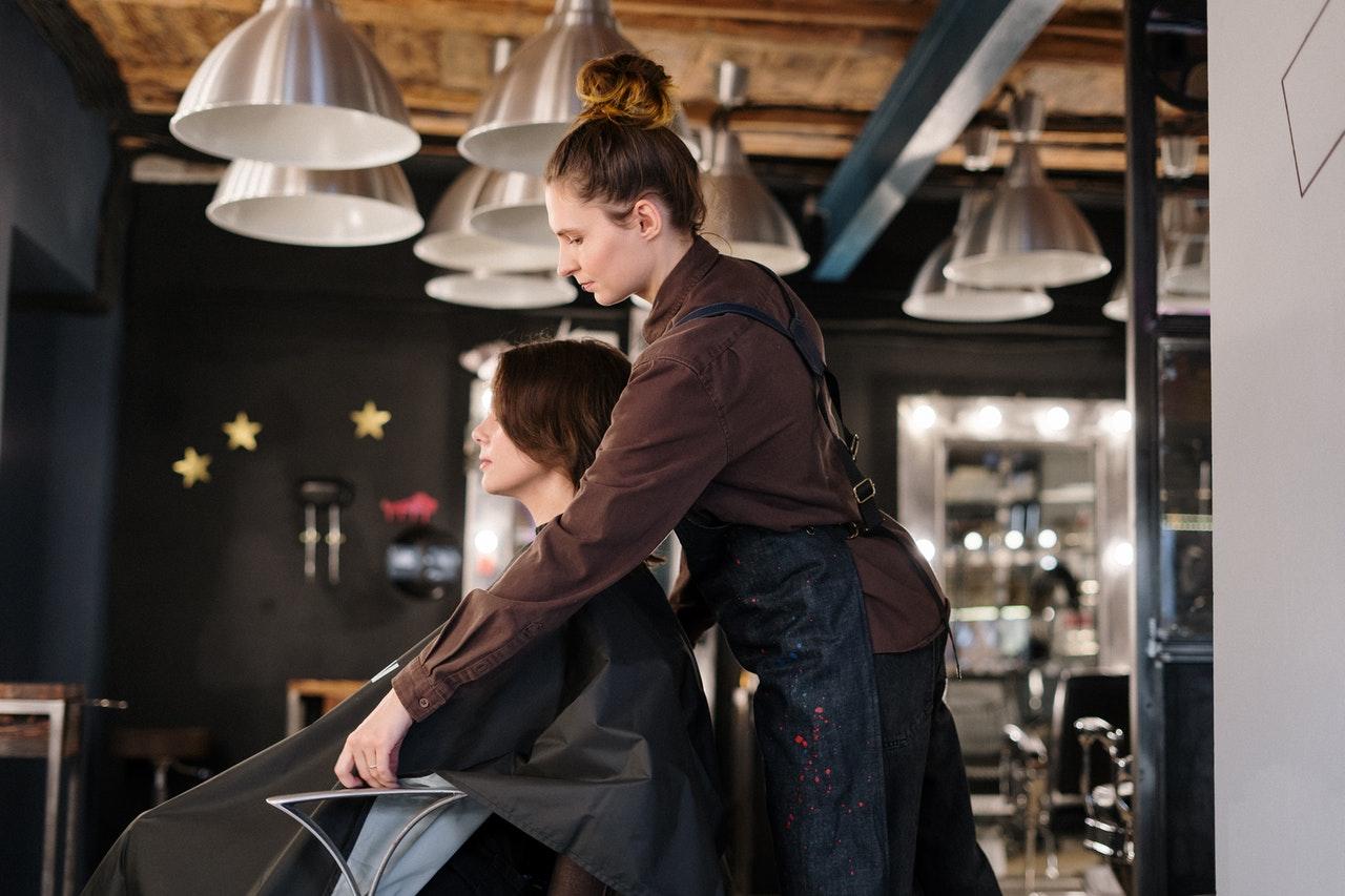 Caisse enregistreuse pour salon de coiffure   ACS / BOE