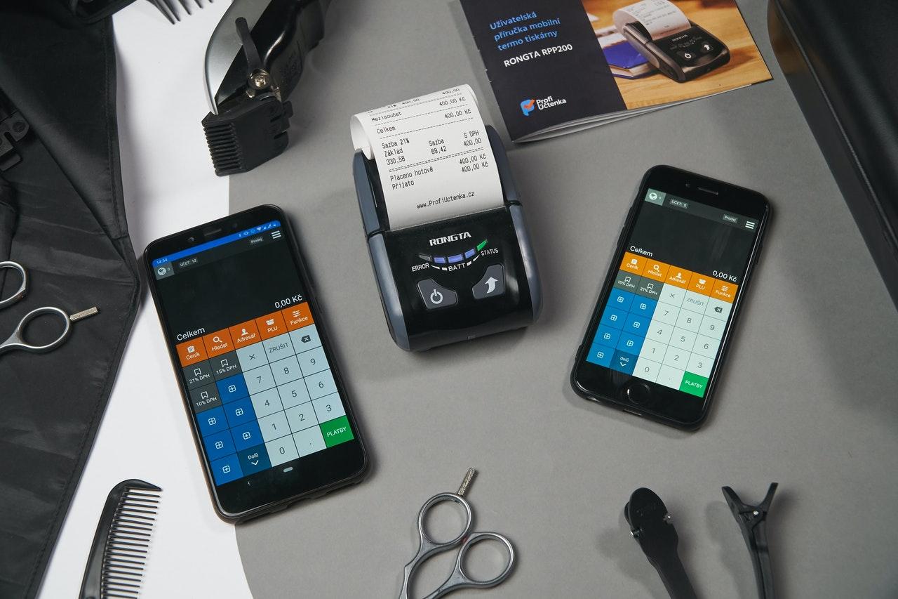 Télécommande tactile magasin | ACS/BOE